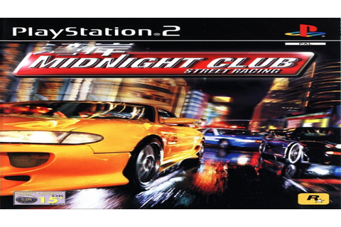 Midnight Club Street Racing PS2 Gameplay - YouTube