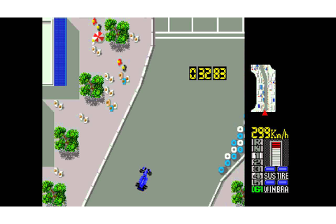 F1 Circus MD PC Engine Training and World Championship ...