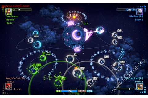 Planets Under Attack - Download Free Full Games | Strategy ...