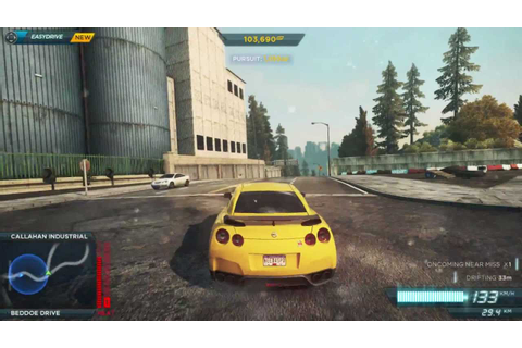 Need For Speed: Most Wanted (2012) Gameplay (PC HD) - YouTube