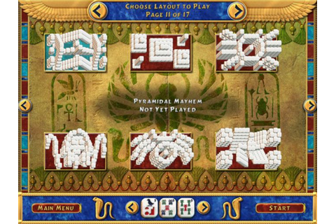 Luxor Mahjong - Download