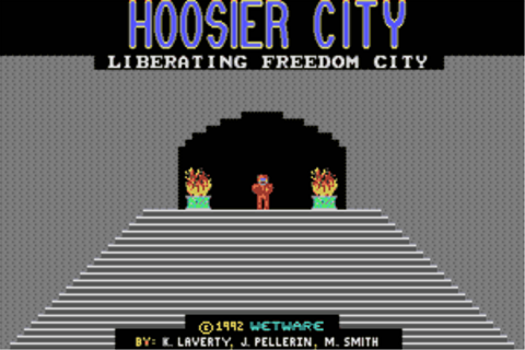Play Hoosier City Online - My Abandonware