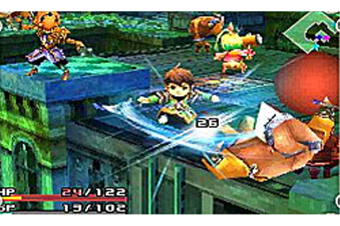 Final Fantasy Crystal Chronicles: Ring of Fates Preview ...