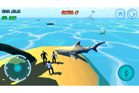 Amazon.com: Shark Attack 3D: Appstore for Android