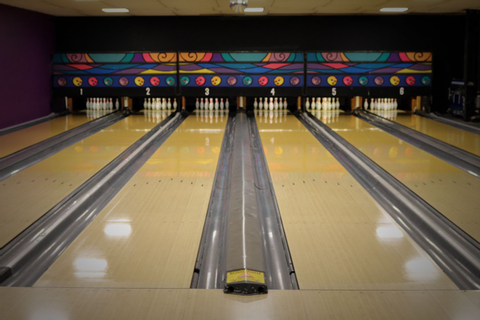 Book your Ten Pin Bowling game at Selby Superbowl!