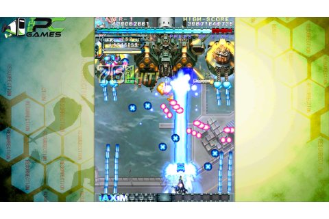 DoDonPachi Resurrection PC Game Free Download