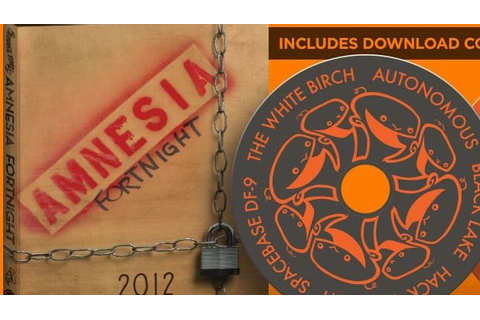 Double Fine reveals the Amnesia Fortnight Special Edition ...