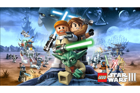 LEGO Star Wars III: The Clone Wars Full HD Wallpaper and ...