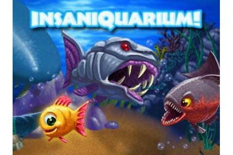 Best Childhood Game: Insaniquarium. Best Fish Game EVER ...