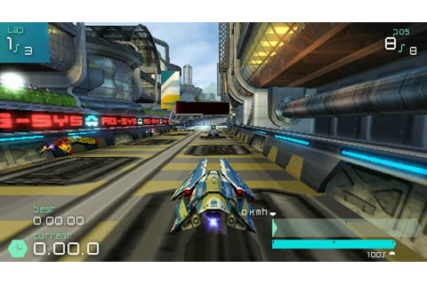 Wipeout Pulse APK + ISO PSP Download For Free