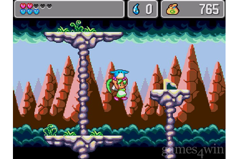Monster World IV Download on Games4Win