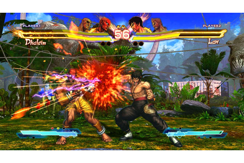 Street Fighter X Tekken - Gamechanger