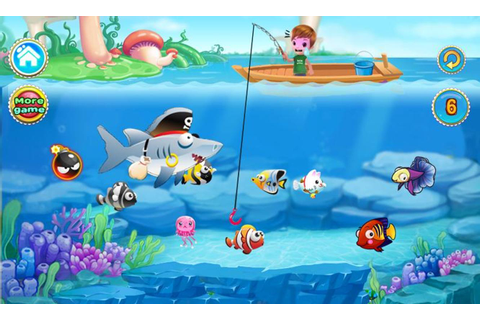Funny boy fishing games for Android - APK Download