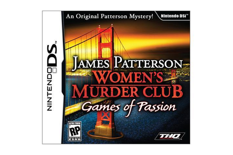 James Patterson's Women's Murder Club: Games of Passion ...