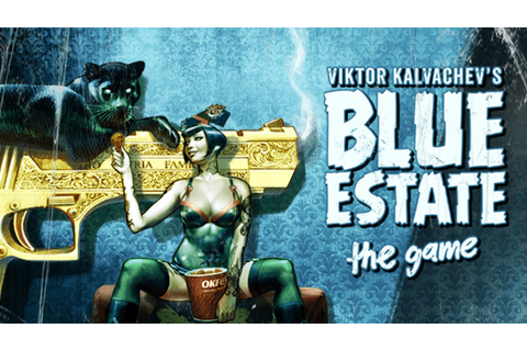 Blue Estate - The Game Game | PS4 - PlayStation