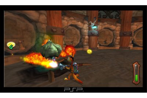 Daxter - PSP - Review