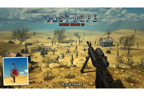 Last Hope - Zombie Sniper 3D - Android Apps on Google Play