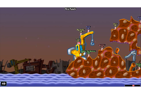 Worms 2 Download Game | GameFabrique