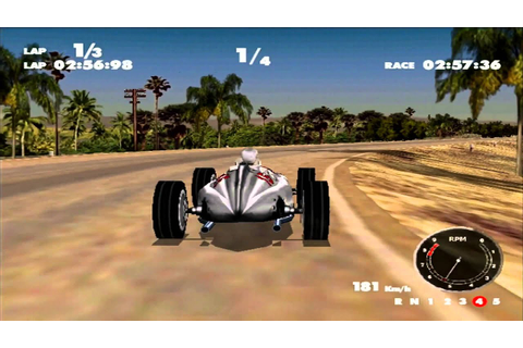 The Spirit of Speed 1937 (Dreamcast) - YouTube
