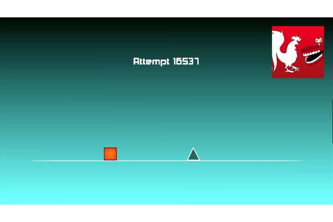 Rage Quit - The Impossible Game Level Pack Level 4 - YouTube