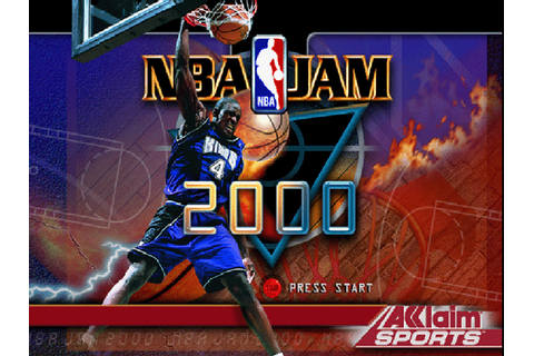 NBA Jam 2000 Screenshots | GameFabrique