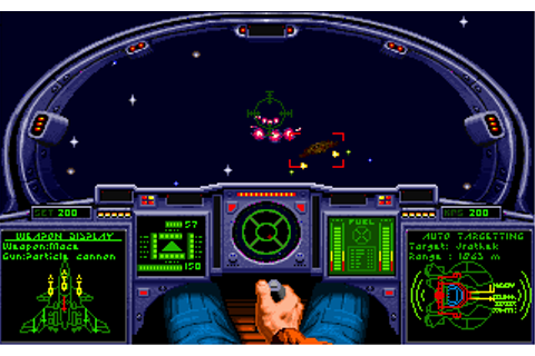 Wing Commander Academy | Old DOS Games packaged for latest OS