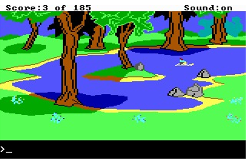King's Quest II: Romancing the Throne (1987) by Sierra On-Line