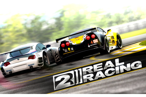 Real Racing 2 HD Android HVGA(320x480) Data + Apk ...