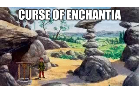 CURSE OF ENCHANTIA Adventure Game Gameplay Walkthrough ...
