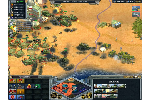 Rise Of Nations PC Game Full Free Download - Fully PC ...