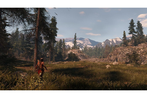 This Land is My Land is an open world game, played from a ...