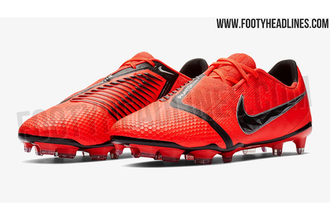 All-New Nike Phantom Venom 2019 Boots Released - Footy ...