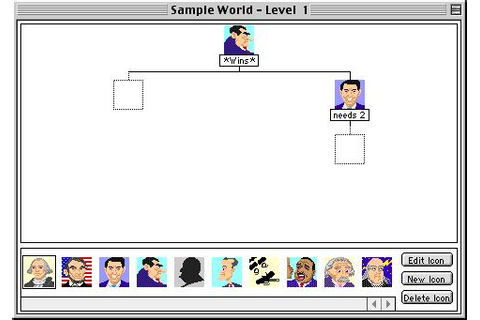 Darwin's Dilemma Download (1990 Puzzle Game)