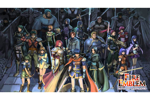 My Fire Emblem Blog: Fire Emblem: Path of Radiance Part 2 ...