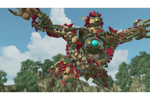Knack 2 Announced For PS4 | Kotaku Australia