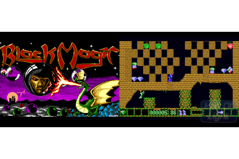 Black Magic : Hall Of Light – The database of Amiga games