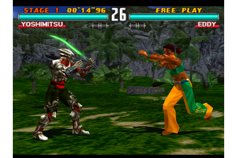 Free Download Games Tekken 3 Full Version ~ Download Games ...