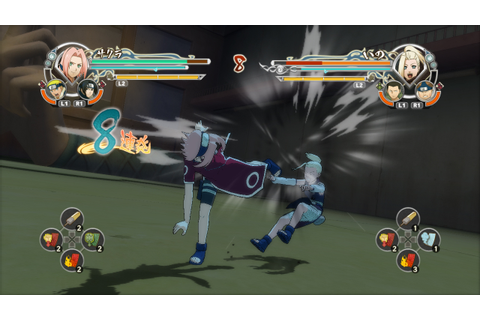 Naruto Shippuden: Ultimate Ninja Storm Generations Review ...