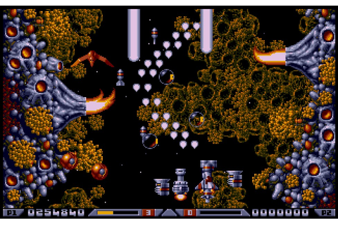 My all time favourite video games: Xenon 2 Megablast ...