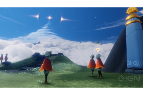 ThatGameCompany's Latest Game Is Like Journey With Friends ...