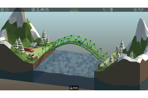 Building Bridges with Poly Bridge | Poly Bridge