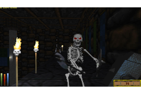 The Elder Scrolls II: Daggerfall - Old Games Download