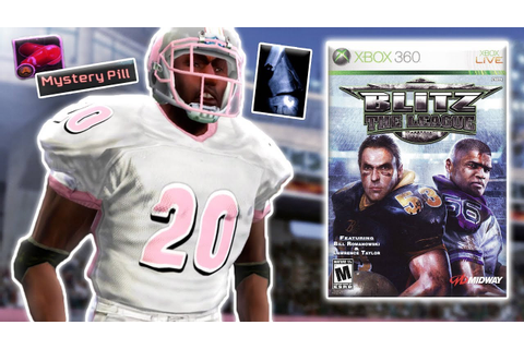 Blitz: The League, A Football Game Rated 'M' for Mature ...