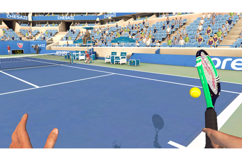 First Person Tennis - The Real Tennis Simulator (PC)