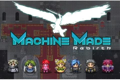 Download Machine Made: Rebirth · Download Games