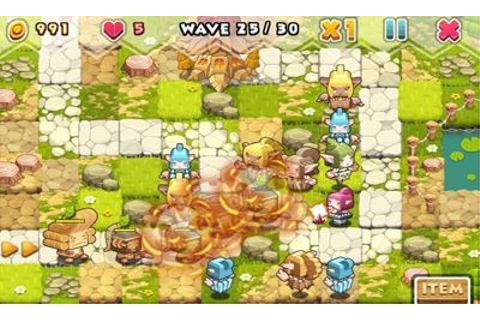Elf Defense Android apk game. Elf Defense free download ...