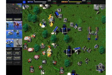 The Return Of Total Annihilation – Wolf's Gaming Blog