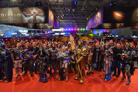 Major Diablo III Announcement to be Made at Gamescom ...