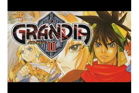 Grandia 2 Walkthrough (Part 1) Dreamcast - YouTube