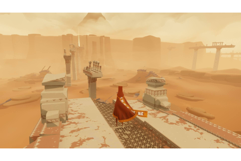 Journey (PS3/PS4) Review: A Journey Everyone Should Take ...